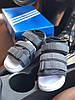 """Женские сандали Adidas Adilette Sandal """"Gray""""  ( в стиле Найк ), фото 8"""