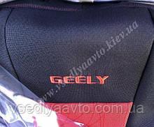 Авточехлы Geely MK-2 с 2009 г.