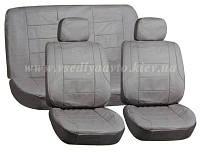 Чехлы на сиденья универсальные AG-24535/4 серый