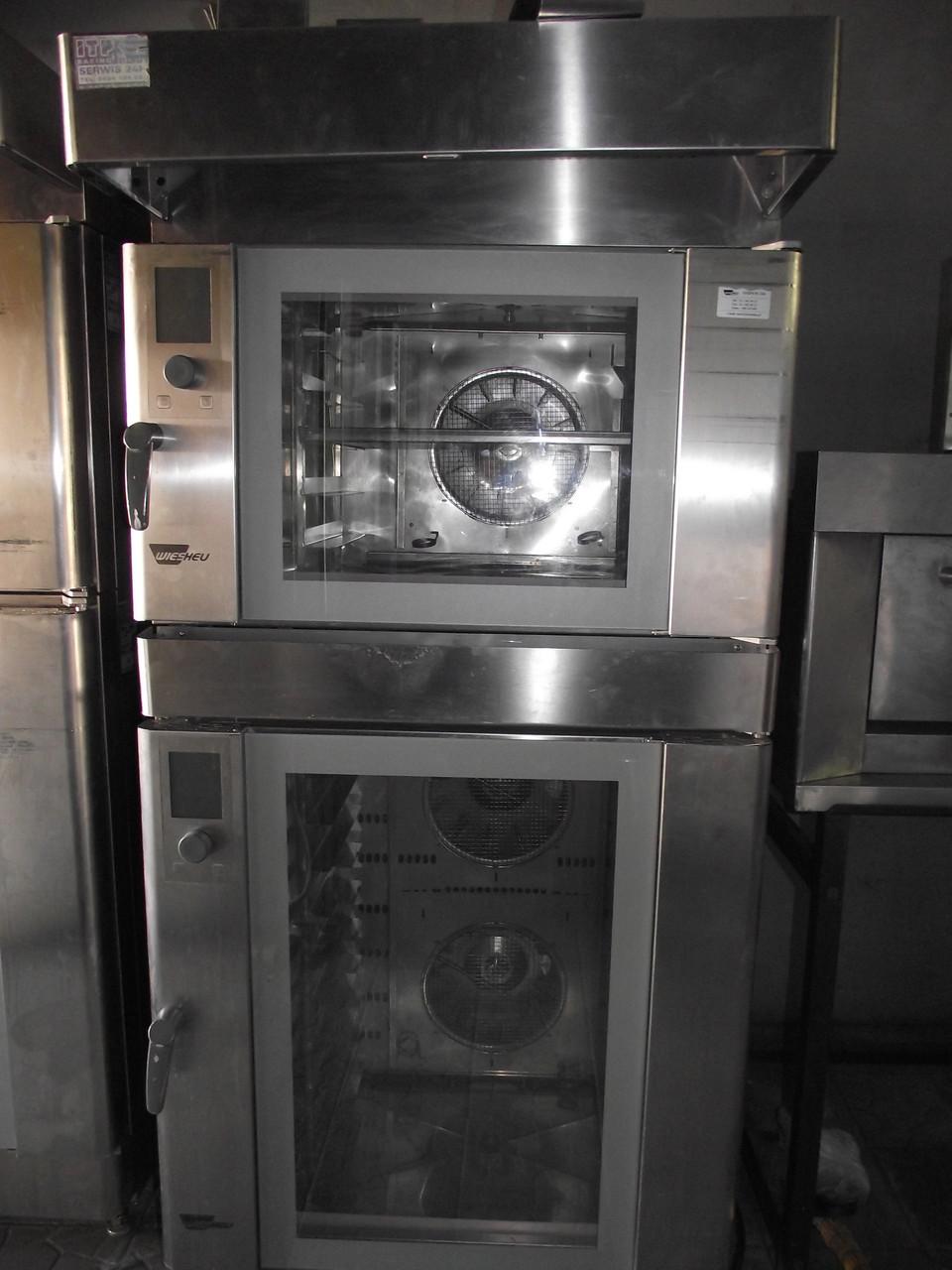 Профессиональная конвекционная печь Wiesheu B10+B5  15 противней (Германия)