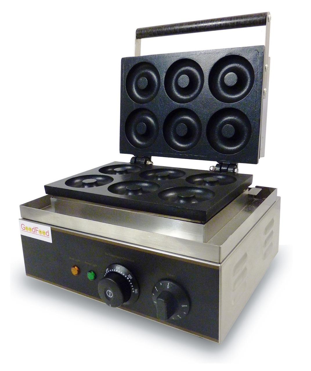 Аппарат для донатсов (американских пончиков) DM 6