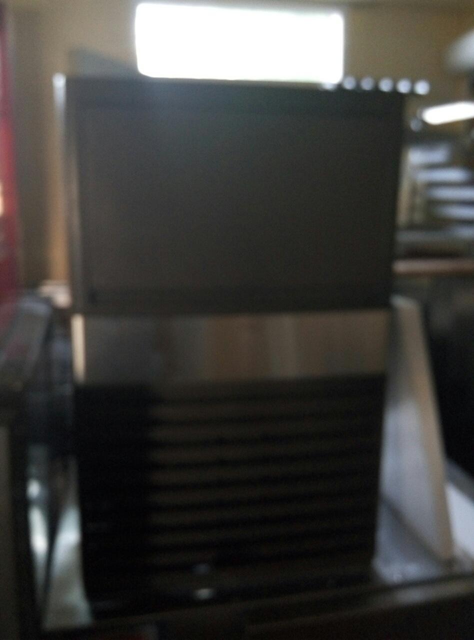 Льдогенератор кубикового льда VEKTOR GRT-LB80S ( Новый)