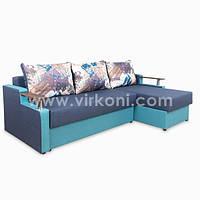 """Угловой диван """"Юпитер"""" от Виркони 219см"""