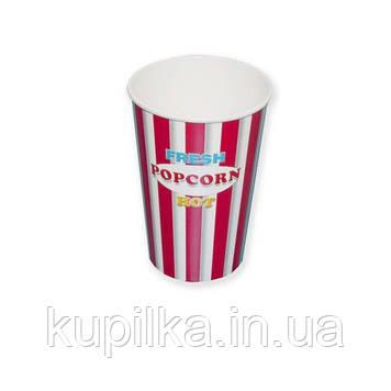 Стакан для попкорна 1,4л. V46