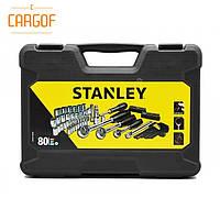 Набор ключей Stanley (Black&Decker) 80 pcs