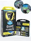 Станок Schick Wilkinson Sword Hydro 5 Sense Energize 1 картридж + кассеты Hydro 5 Sense Energize (6 шт.) 01145, фото 2