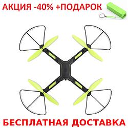Квадрокоптер X7TW беспилотник c WiFi камерой + powerbank 2600 mAh