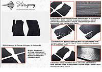Коврики в салон передние SUBARU Impreza с 2008 г. (Stingray)