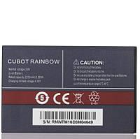 Аккумулятор Cubot Rainbow, 2200 mAh Оригинал