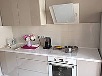 Замена кухонной столешницы, замена столешницы на кухне