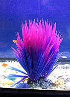 Искусственное растение для аквариума - 13см