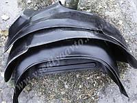 Подкрылки на Peugeot Boxer NORPLAST