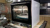 Конвекционная печь VEKTOR EB-4A (4 противня) кондитерская электрическая профессиональная для выпечки