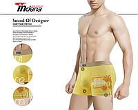 Трусы мужские боксеры стрейчевые х/б Indena underwear 92% хлопок / 8% эластан ТМБ-181160
