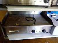 Жарочная поверхность 4,4кВт гладкая VEKTOR EG 820
