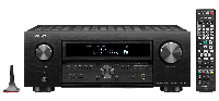 AV-ресивер Denon AVR-X6500H Black