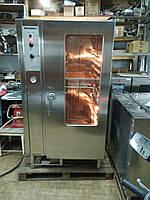 Конвекционная печь Wiesheu B15-2  (15 противней) б/у кондитерская электрическая профессиональная для выпечки