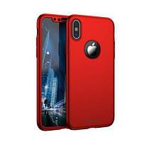 Чехол Vivo iPaky 360 для iPhone X Red (52467)