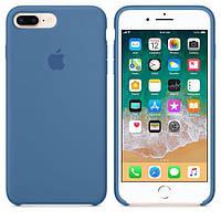 Панель Nelson Silicone Case для iPhone 7/8 Plus Denim Blue (96440)