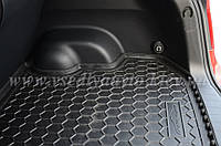 Коврик в багажник GREAT WALL Haval H6 (Автогум AVTO-GUMM)