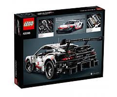 Конструктор LEGO TECHNIC Porsche 911 RSR (42096)