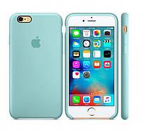 Чехол Frank для iPhone 6/6S Plus Silicone Case Marine green (10429)