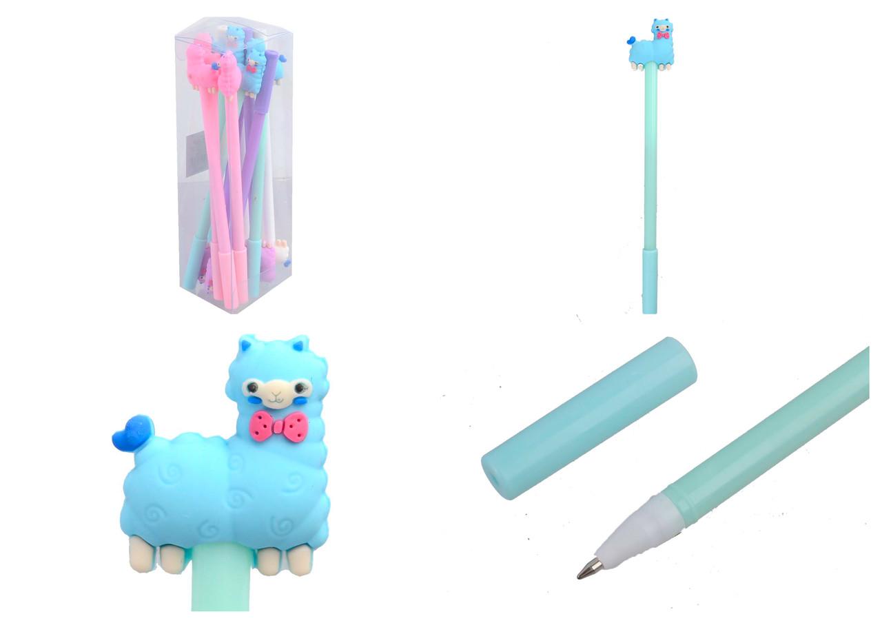 """Ручка шариковая """"Лама"""", синяя, 12шт/упак., 763-BP"""