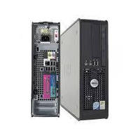 Б/У Системный блок Dell OptiPlex 755/Intel Core2Duo/2Gb DDR2/80Gb HDD/Intel GMA