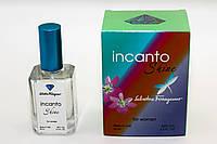 Женский парфюм Incanto Shine Salvatore Ferragamo (инканто шайн) VIP тестер 50 ml Diamond ОАЭ (реплика)