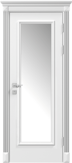 Двери Родос Siena Asti RAL стекло, RAL