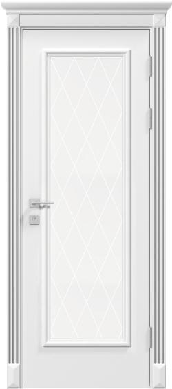 Двери Родос Siena Asti RAL стекло 2, RAL