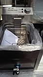 Фритюр Фритюрница электрическая со сливным краном  Rauder JEF-8K (8 литров), фото 6