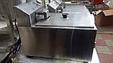 Фритюр Фритюрница электрическая со сливным краном  Rauder JEF-8K (8 литров), фото 5