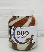 Шоколадная паста Chocola Duo Spread 750г (Германия)