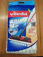 Сменная насадка для швабры Vileda UltraMax