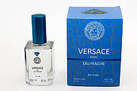 Мужская парфюмерия Versace Man Eau Fraiche (версаче фрэш мэн) VIP тестер 50 ml ОАЭ Diamond (реплика)