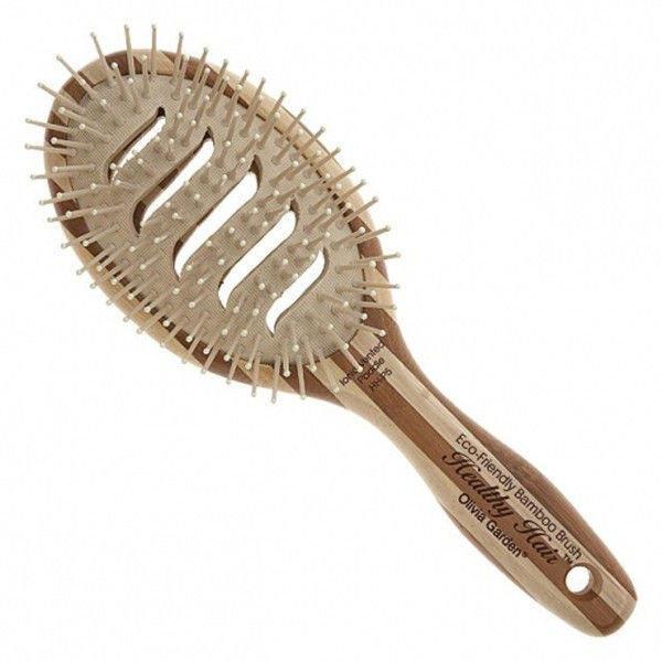 Щетка массажная Olivia Garden Healthy Hair Paddle
