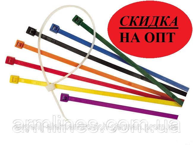 Стяжка нейлонова 8х400 (100 штук в упаковці)