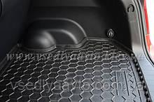 Коврик в багажник Ford Tourneo Connect с 2014 г. корот.база (AVTO-GUMM)