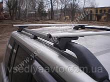 Багажники аэродинамические на рейлинги Volvo XC70
