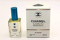 Женский парфюм Coco Chanel Mademoiselle (шанель коко мадмуазель) VIP тестер ОАЭ 50 ml Diamond (реплика)