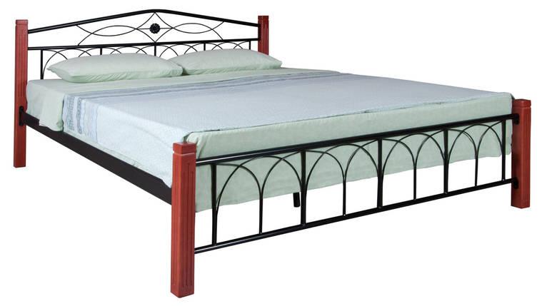 Кровать Элизабет двухспальная ТМ Melbi, фото 2