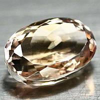 Кабошон аметрин, 14,9*9,8 мм., 7,6 карат, 469КБА, фото 1
