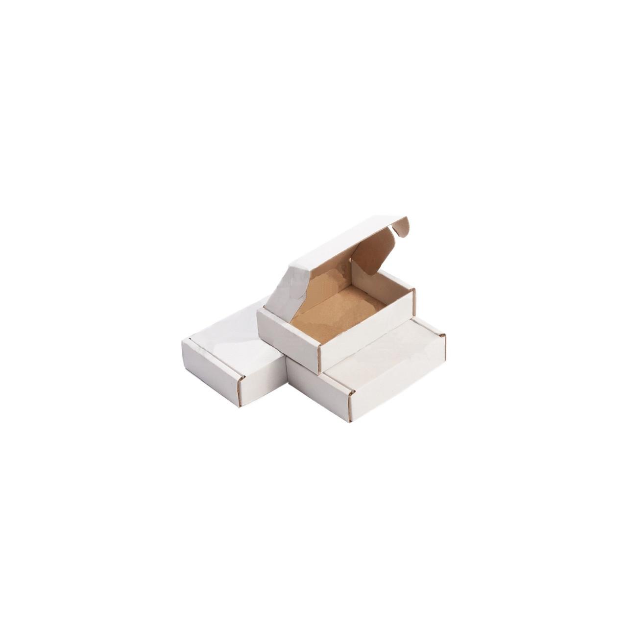 Картонная упаковка 115*90*50   мм. белая
