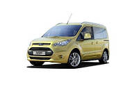 Авточехлы FORD Tourneo Connect с 2013 г.