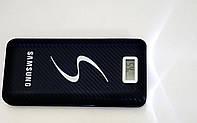 Внешний аккумулятор PowerBank Samsung 20000 mAh с дисплеем 2 USB Powerbank Павербанк Зарядное устройство копия, фото 6