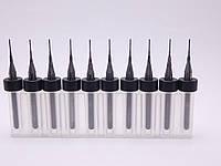Набор фрез 0.5 мм 3.175 мм из вольфрамовой стали с общей длиной 36 мм для гравировки на ЧПУ станках CNC, фото 1