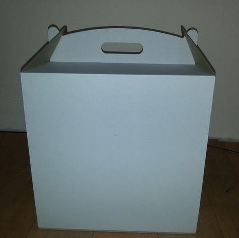 Коробка для торта 350*350*350, фото 2