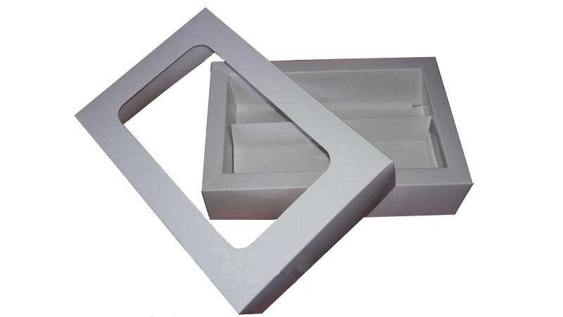 Упаковка для макарунов 170*105*50 мм.