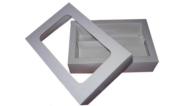 Упаковка для макарунов 170*105*50 мм., фото 2